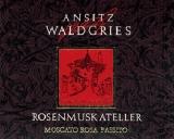 Rosenmuskateller Passito Ansitz Waldgries 2011