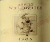 Weißburgunder Isos 2014 Ansitz Waldgries