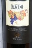 Marzieno Ravenna Rosso IGT 2004 Fattoria Zerbina